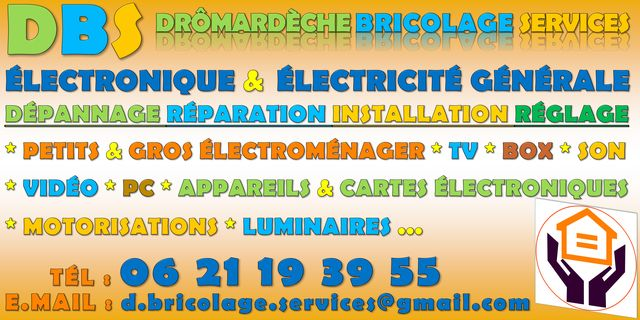 ELECTROMENAGER ELECTRONIQUE ELECTRICITE